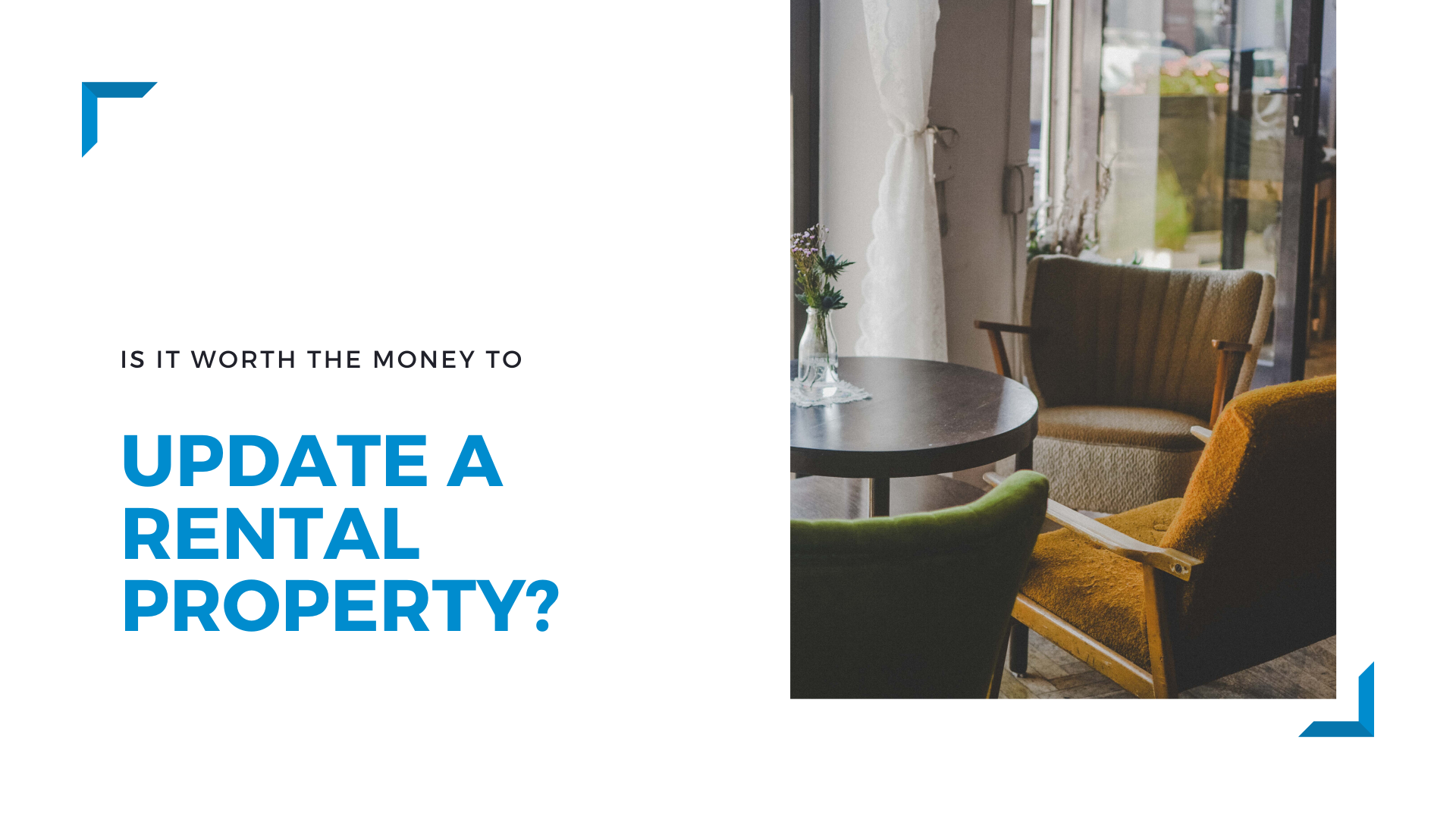Is it Worth the Money to Update a Rental Property in Cary, NC?